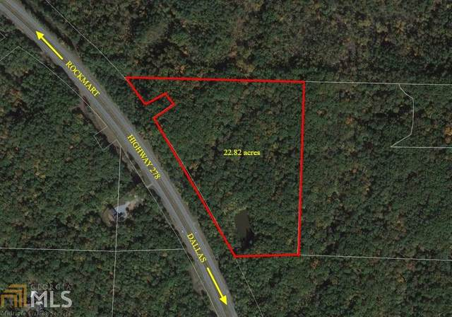 0 Yorkville Hwy, Rockmart, GA 30153 (MLS #8898350) :: Rettro Group