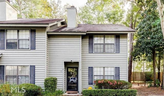 110 Hidden Lake Ct, Savannah, GA 31419 (MLS #8898488) :: Regent Realty Company