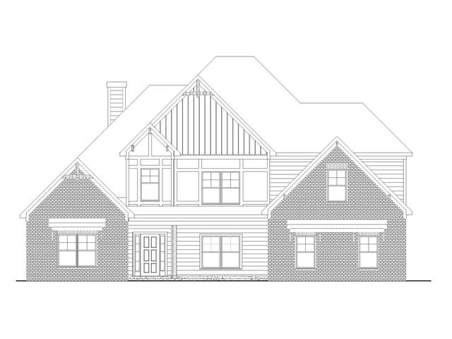 Lot 13 Durham Estates Dr #13, Sharpsburg, GA 30277 (MLS #8899014) :: Regent Realty Company
