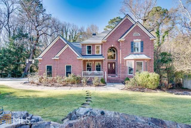 2436 Fontainebleau Dr, Dunwoody, GA 30360 (MLS #8899460) :: Buffington Real Estate Group