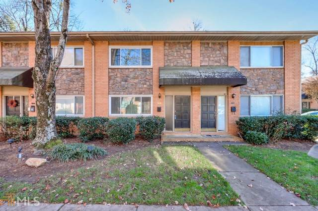 100 Biscayne Dr C5, Atlanta, GA 30309 (MLS #8899954) :: Maximum One Greater Atlanta Realtors