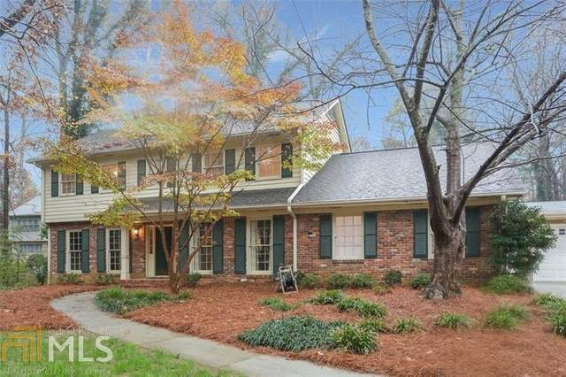 4443 Kellogg Cir, Atlanta, GA 30338 (MLS #8899971) :: Scott Fine Homes at Keller Williams First Atlanta