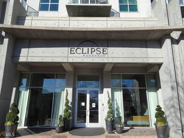 250 Pharr Rd #2104, Atlanta, GA 30305 (MLS #8900192) :: Buffington Real Estate Group