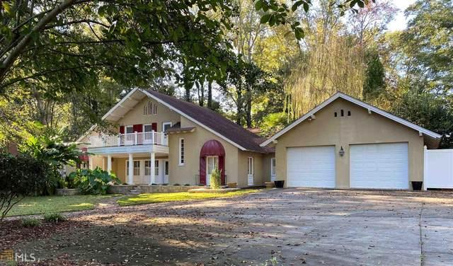 110 W Club Dr, Carrollton, GA 30117 (MLS #8900325) :: Buffington Real Estate Group