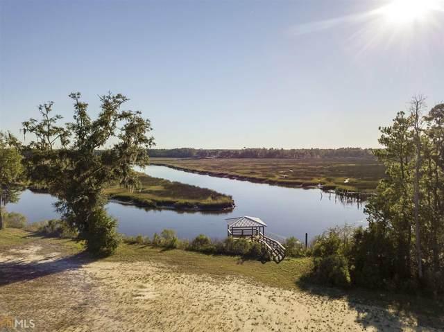 2786 Harrietts Bluff Rd, Woodbine, GA 31569 (MLS #8900441) :: Military Realty