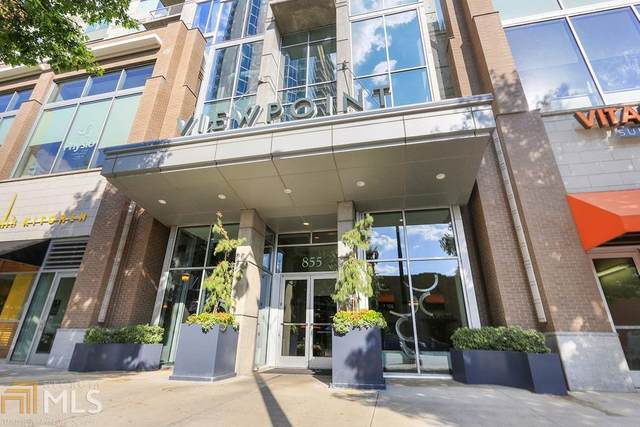 855 Peachtree St #1110, Atlanta, GA 30308 (MLS #8900535) :: Tim Stout and Associates