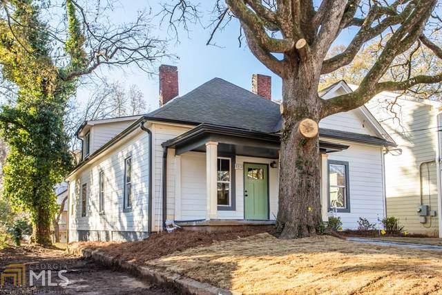1572 Mims St, Atlanta, GA 30314 (MLS #8900590) :: Savannah Real Estate Experts