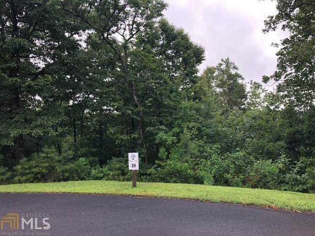 0 Oceola Drive Lot 18, Ellijay, GA 30540 (MLS #8900859) :: Perri Mitchell Realty