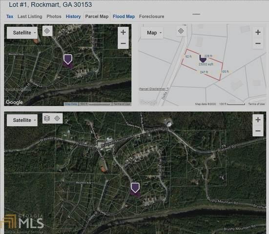 0 Delta Ln, Rockmart, GA 30153 (MLS #8900903) :: Crest Realty