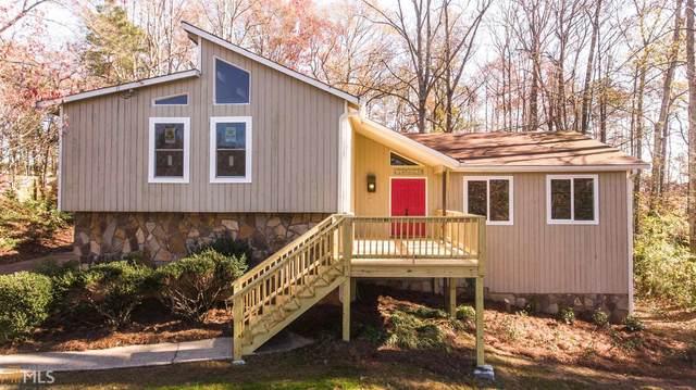116 W W Putnam Ferry Rd, Woodstock, GA 30189 (MLS #8901013) :: Amy & Company | Southside Realtors