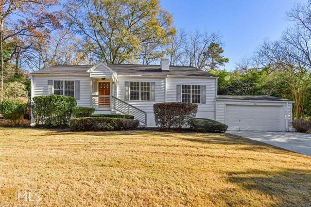 1324 Thomas Rd, Decatur, GA 30030 (MLS #8901188) :: AF Realty Group