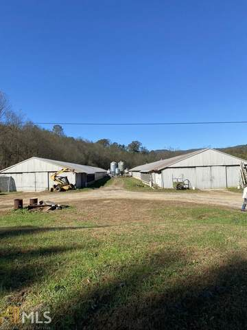 0 Mobile Rd 16.27 Acs, Blue Ridge, GA 30513 (MLS #8901270) :: Anderson & Associates