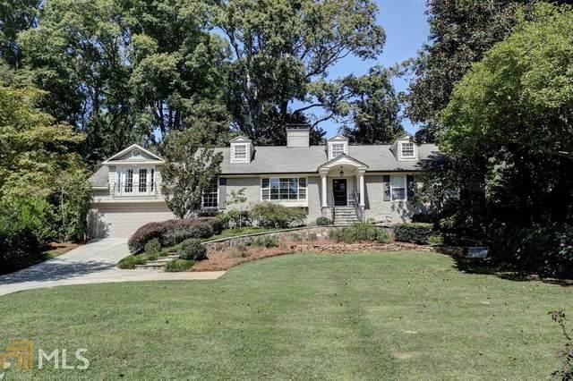 345 Eppington Dr, Atlanta, GA 30327 (MLS #8901504) :: RE/MAX Eagle Creek Realty