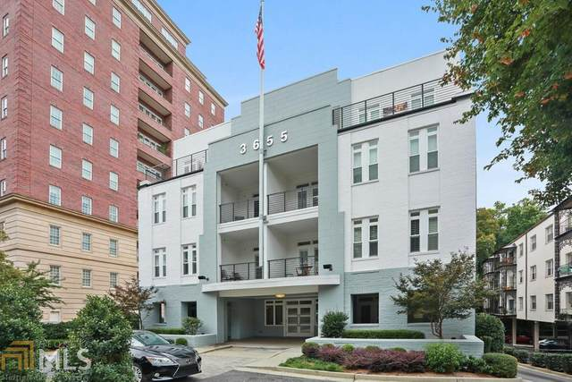3655 Peachtree Rd #204, Atlanta, GA 30319 (MLS #8901530) :: Tim Stout and Associates