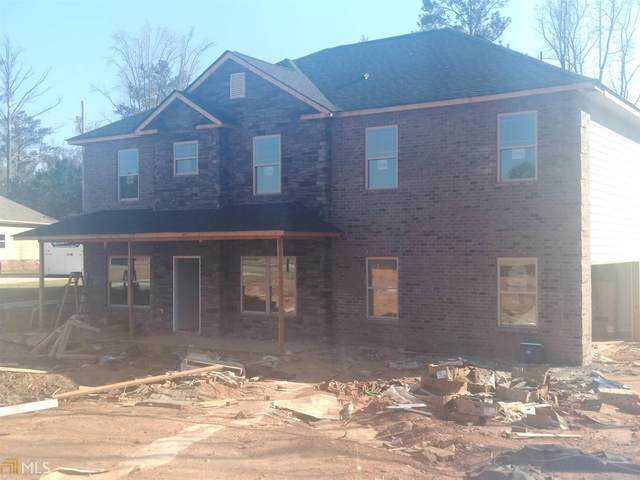 1813 Abbey Rd #13, Griffin, GA 30223 (MLS #8901608) :: Crest Realty