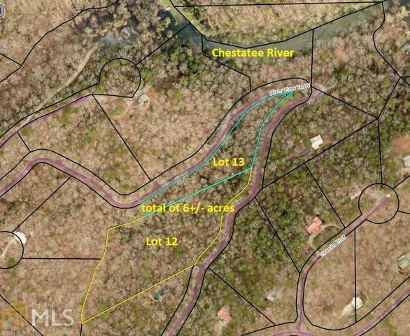 0 River View Trl 12/13, Dahlonega, GA 30533 (MLS #8901650) :: RE/MAX Eagle Creek Realty