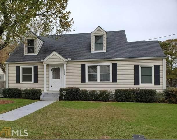 1439 Hardin Ave, Atlanta, GA 30337 (MLS #8901691) :: Regent Realty Company