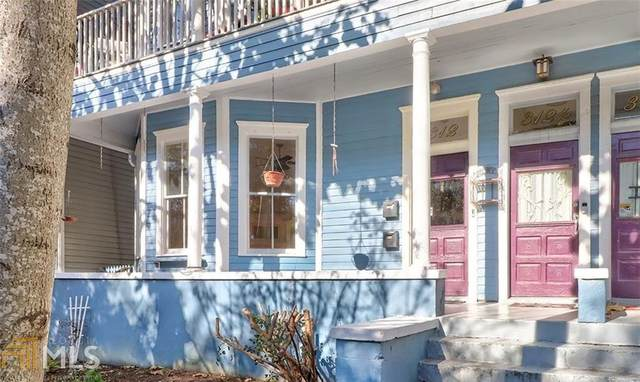 312 W Hall St, Savannah, GA 31401 (MLS #8901728) :: Amy & Company | Southside Realtors