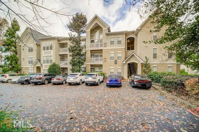 4303 Westchester Ridge #4303, Atlanta, GA 30329 (MLS #8901741) :: Anderson & Associates
