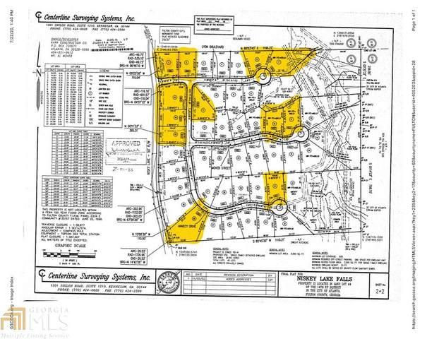 4093 Lyon Blvd, Atlanta, GA 30331 (MLS #8901783) :: The Heyl Group at Keller Williams