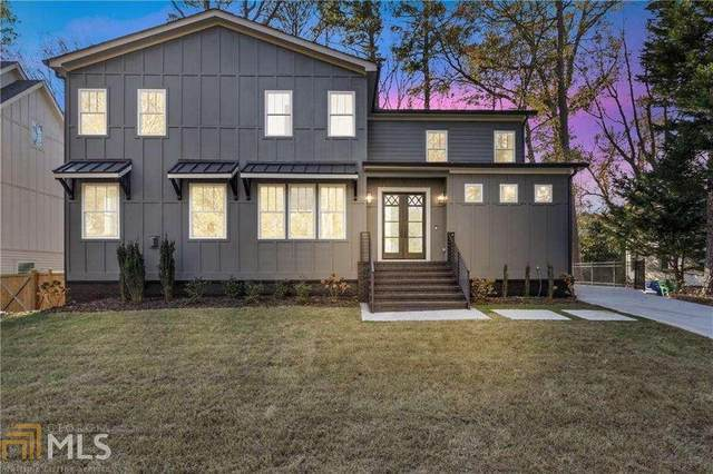 1543 Tryon Rd, Brookhaven, GA 30319 (MLS #8901880) :: Regent Realty Company