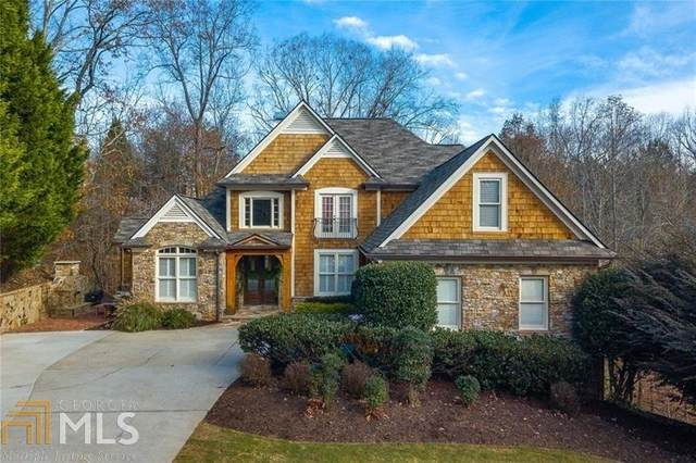 3541 Wake Run Ct, Gainesville, GA 30506 (MLS #8902207) :: AF Realty Group