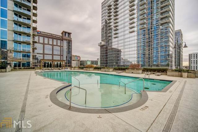 400 W Peachtree St #1007, Atlanta, GA 30308 (MLS #8902271) :: Rettro Group