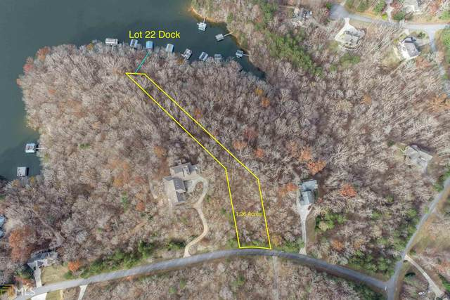 6422 Waterscape Ridge, Gainesville, GA 30506 (MLS #8902356) :: Military Realty
