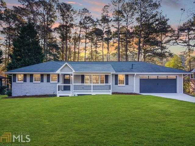 1845 Audubon Dr, Atlanta, GA 30329 (MLS #8902373) :: Buffington Real Estate Group