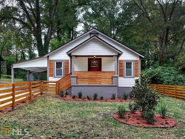 1850 North Ave, Atlanta, GA 30318 (MLS #8902673) :: Regent Realty Company