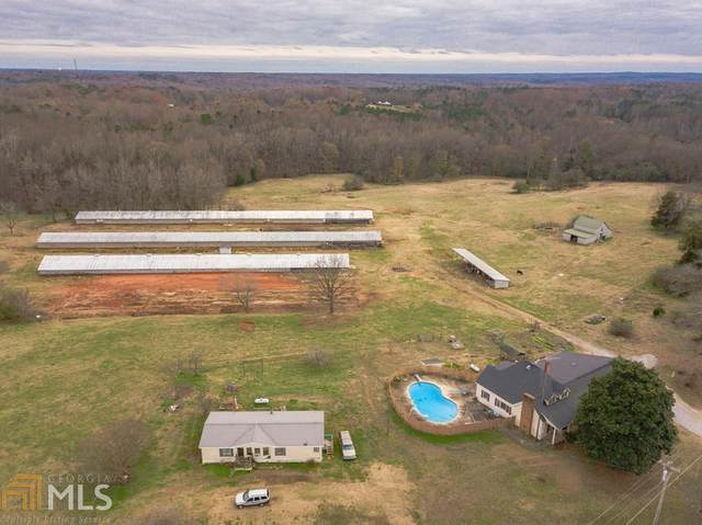 1015 Cabin Creek Rd, Nicholson, GA 30565 (MLS #8903029) :: Team Reign