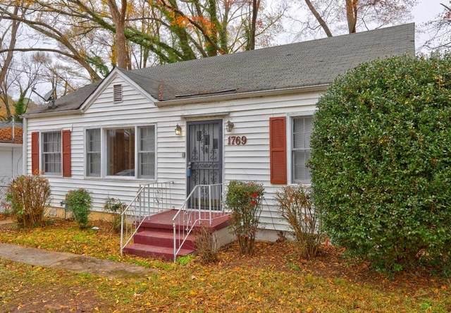 1769 Beecher St, Atlanta, GA 30310 (MLS #8903054) :: Anderson & Associates