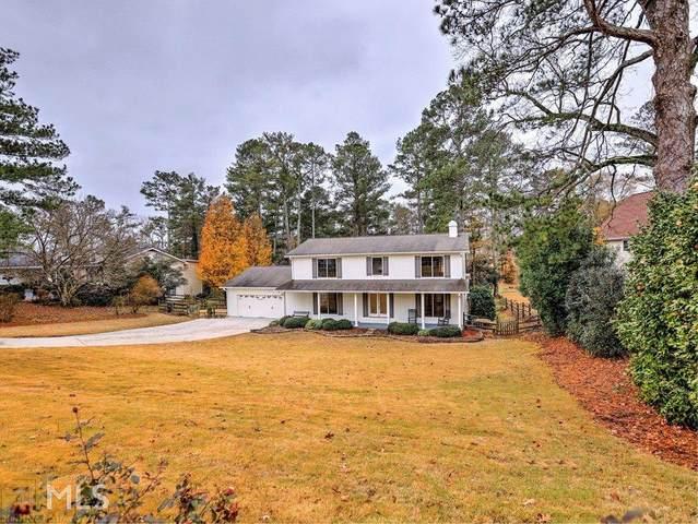 745 Indian Hills Pkwy, Marietta, GA 30068 (MLS #8903355) :: Buffington Real Estate Group