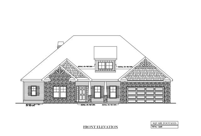 1136 Sage Dr Lot 55, Griffin, GA 30224 (MLS #8903549) :: The Realty Queen & Team