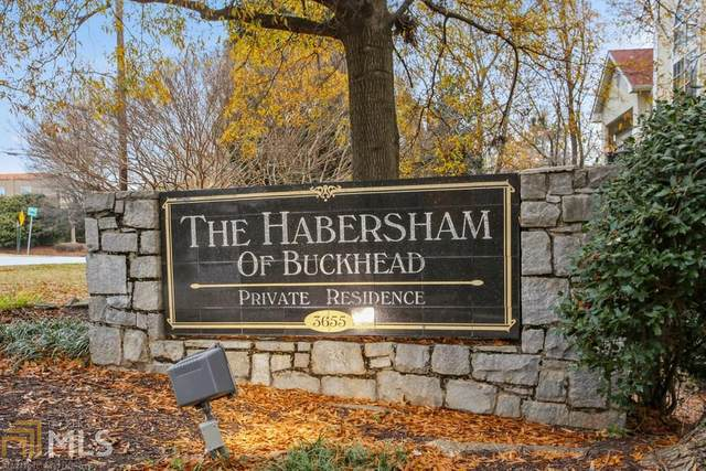 3655 Habersham Rd #354, Atlanta, GA 30305 (MLS #8903663) :: Maximum One Greater Atlanta Realtors