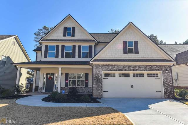 160 Kittle Ln, Bogart, GA 30622 (MLS #8903758) :: Team Reign