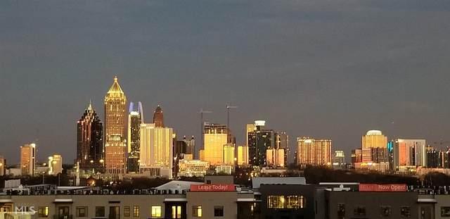 1100 Howell Mill Rd #810, Atlanta, GA 30318 (MLS #8904245) :: Anderson & Associates