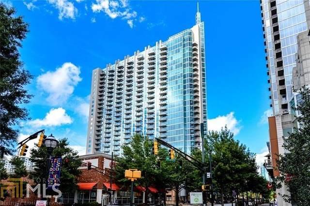860 Peachtree St #1814, Atlanta, GA 30308 (MLS #8904641) :: Anderson & Associates