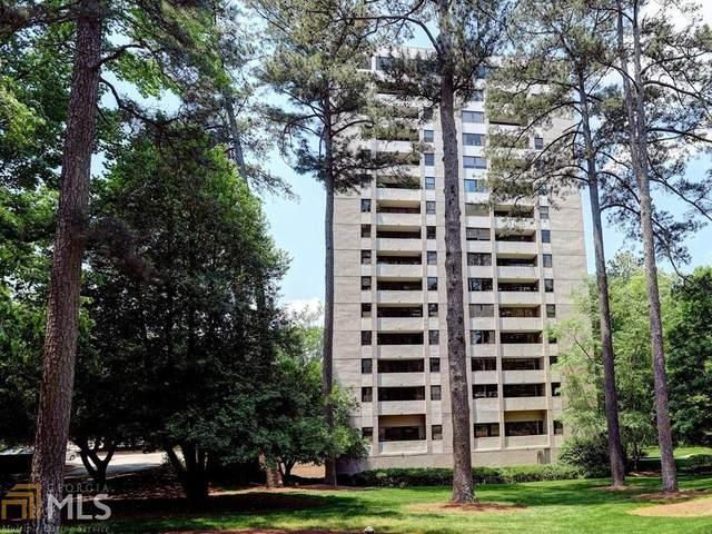3530 Piedmont Rd 11J, Atlanta, GA 30305 (MLS #8904777) :: Regent Realty Company