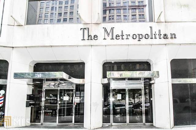 20 Marietta St 6F, Atlanta, GA 30303 (MLS #8904929) :: Amy & Company | Southside Realtors