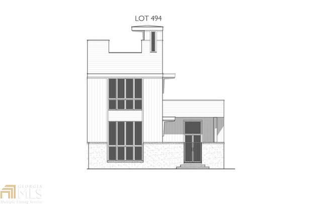 10920 Serenbe Ln #494, Chattahoochee Hills, GA 30268 (MLS #8904988) :: Tim Stout and Associates