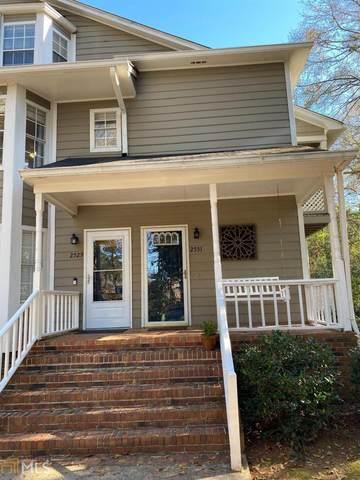 2531 Oakridge Pl, Decatur, GA 30033 (MLS #8905467) :: Anderson & Associates