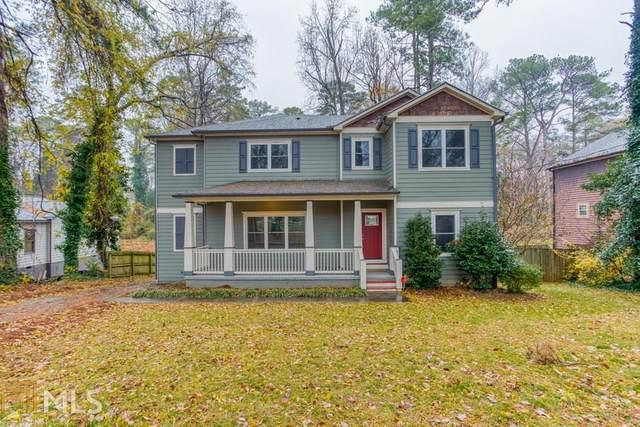 2488 Mcafee Rd, Decatur, GA 30032 (MLS #8905505) :: Amy & Company | Southside Realtors