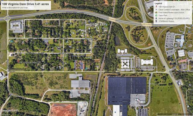 108 Virginia Dare Dr, Warner Robins, GA 31088 (MLS #8905510) :: Regent Realty Company