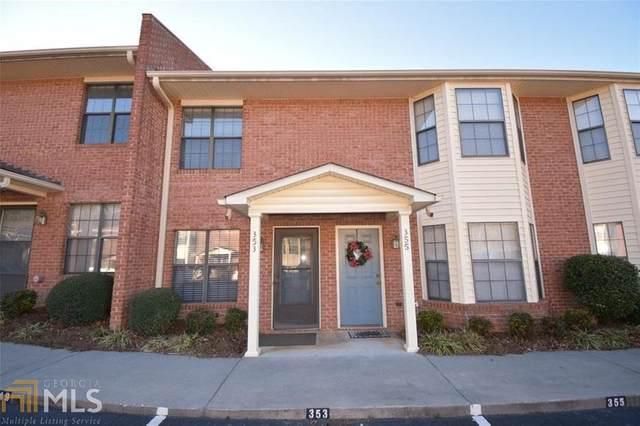 353 Mount Vernon Dr, Calhoun, GA 30701 (MLS #8905762) :: Tim Stout and Associates