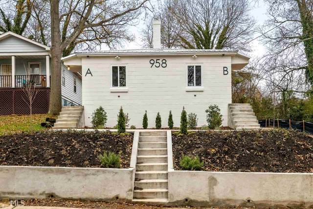 958 Smith St, Atlanta, GA 30310 (MLS #8905859) :: Amy & Company | Southside Realtors