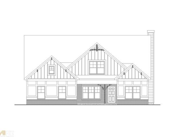 Lot #4 Grove Park Way #4, Senoia, GA 30276 (MLS #8906136) :: Regent Realty Company