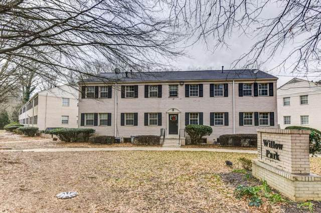 417 Willow Ln #2, Decatur, GA 30030 (MLS #8906171) :: Keller Williams Realty Atlanta Partners