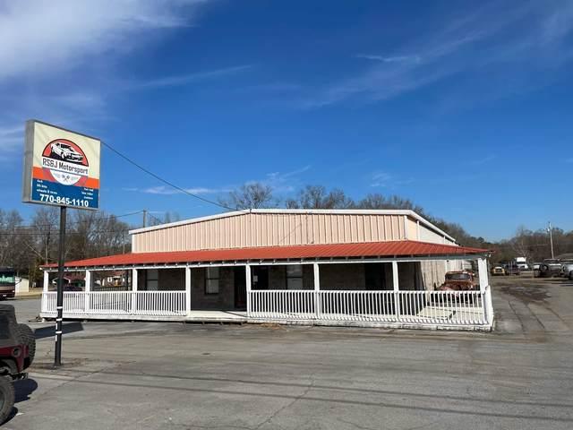 1114 S Wall St, Calhoun, GA 30701 (MLS #8906228) :: Regent Realty Company