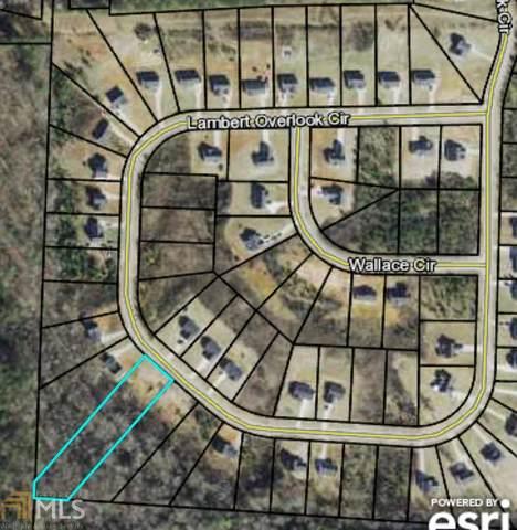 306 Lambert Overlook Cir, Carrollton, GA 30117 (MLS #8906516) :: The Heyl Group at Keller Williams